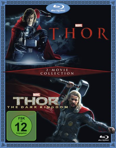 Thor/Thor - The Dark Kingdom [Blu-ray]