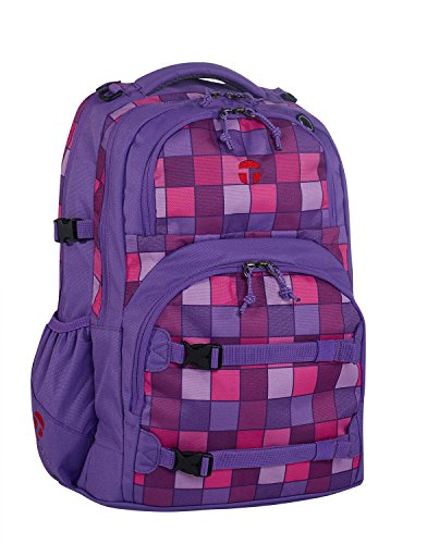 Take It Easy Schulrucksack OSLO-FLEX Mission 556059 lila