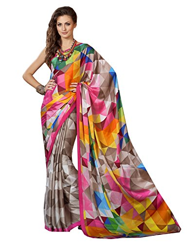 Sarees (Women's Clothing Saree For Women Latest Design Wear Sarees New Collection in MultiColoured Mysore Silk Material Latest Saree With Designer Blouse Free Size Beautiful Bollywood Saree For Women Party Wear Offer Designer Sarees With Blouse Piece)