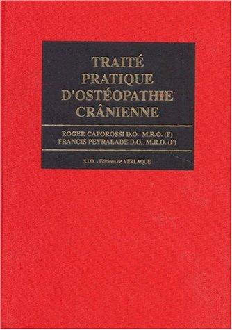 Traité pratique d'ostéopathie cranienne
