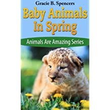 Baby Animals In Spring (Animals Are Amazing Series) (English Edition)