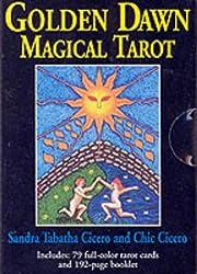 Golden Dawn Magical Tarot Deck