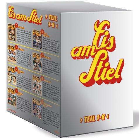 Eis am Stiel Box 3 (8 DVDs, Exklusiv bei Amazon)