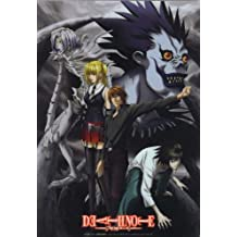 Death Note Poster (11 x 17 Inches - 28cm x 44cm) (2006) Japanese Style D