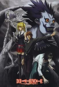 Death Note Plakat Movie Poster (11 x 17 Inches - 28cm x 44cm) (2006) Japanese D