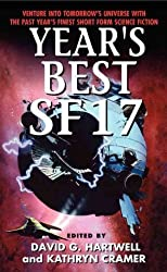 [Year's Best SF 17] (By: David G. Hartwell) [published: June, 2012]