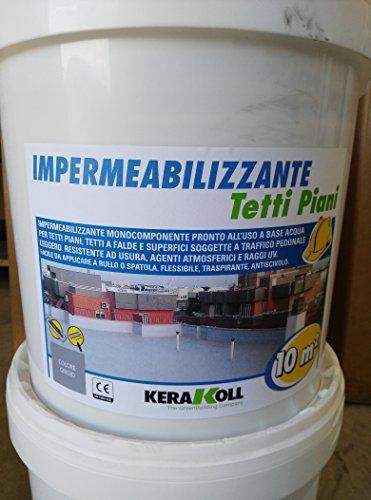 Best Impermeabilizzante Per Terrazzi Kerakoll Pictures - Design ...