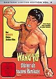 WANG YU - Stärker Als 1000 Kamikaze - Eastern Limited Edition Vol.2