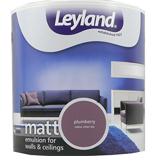 leyland-paint-water-based-interior-vinyl-matt-emulsion-plum-berry-25-litre
