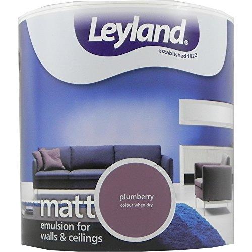 leyland-trade-paint-peinture-vinyle-mat-emulsion-prune-interieur-base-deau-berry-25-l