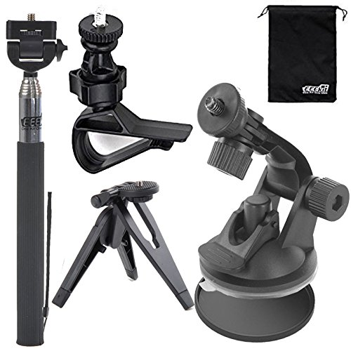 eeekit-4in1-travel-kit-for-kitvision-splash-waterproof-camera-selfie-stick-monopodmini-tripodcar-suc