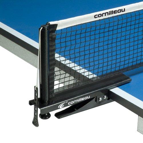 CORNILLEAU Sport Advance Nero Rete da Ping Pong Polyetilene