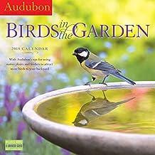 Audubon Birds in the Garden 2018 Calendar