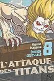 L'Attaque des Titans Edition Colossale T08