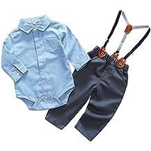 Mädchen Kleidung Blusen & Hemden Mädchen Mit Langen ärmeln Kragen Kragen Werkzeug Weste Weste Zwei-stück Hemd 2019 Frühjahr Neue Kinder Jungen Hemd