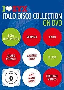 Italo Disco Collection On DVD