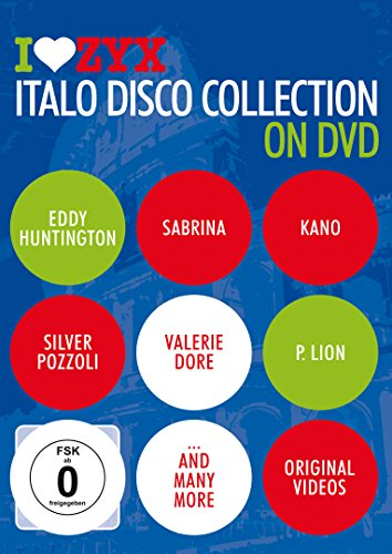 Italo Disco Collection On DVD