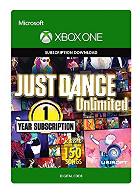 Just Dance Unlimited: 1 Year Subscription [Xbox One - Download Code]