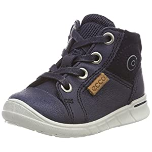 ECCO Baby Boys First Low-Top Sneakers Blue (Night Sky 1303) 7 Child UK 7UK