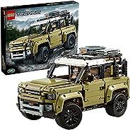 LEGO 42110 Technic Land Rover Defender Byggsats, Flerfärgad