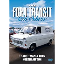 The Ford Transit On Show - Transitmania Hits Northampton