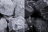 Kies Splitt Zierkies Edelsplitt Steinschlag Basalt Stein SS, 30-60 mm
