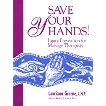 Save Your Hands!: Injury Prevention for Massage Therapists