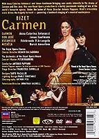 Georges Bizet - Carmen / Antonacci, Kaufmann, D'Arcangelo, Amsellem, Pappano (The Royal Opera House) [Import italien]