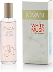 White Musk by Jovan - Perfume for Women, 59 ml - EDC Spray