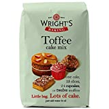 Wrights Toffee Cake Mix - Toffee