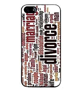 PrintVisa Designer Back Case Cover for Apple iPhone 5 (dueldrive pendrive jacket georgette print)