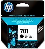 Hewlett Packard [HP] No. 701 Inkjet Print Cartridge Page Life 895pp Black Ref CC635AE