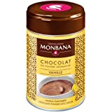 Monbana Chocolat Poudre Vanille 250g (min. 32% Cacao), 1er Pack (1x 250g)