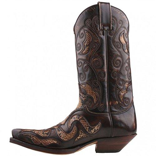 Sendra Boots - Stivali western Uomo Marrone Comprar Colecciones Baratas ESRNB7G