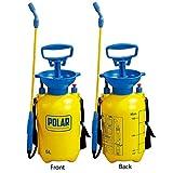 Polar Premium 5 Litre Pump Action Pressure Garden Sprayer with Safety Valve