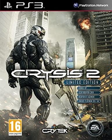 GIOCO PS3 CRYSIS 2 LE
