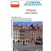 Polnisch ohne Mühe (1 livre + coffret de 4 cassettes) (en allemand)