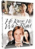 He Knew He Was Right [DVD] [2004]
