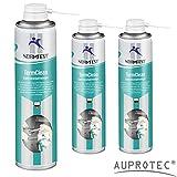 Auprotec® Normfest Elektro Kontaktspray Kontaktreiniger Term Clean Elektronik Spray Reiniger (3 Dosen)