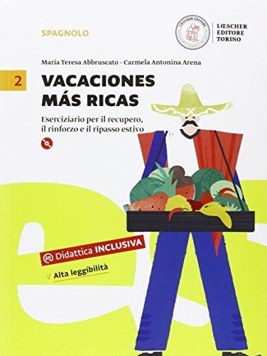 vacaciones-mas-ricas-eserciziario-per-il-recupero-il-rinforzo-e-il-ripasso-estivo-con-cd-audio-forma