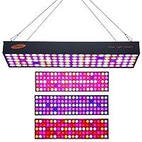 Mainstayae 600W LED إضاءة لوحة ليد تنمو ضوء كامل للدفيئة المائية الدفيئة المائية في الأماكن المغلقة النباتات النباتات النباتات نمو نباتي