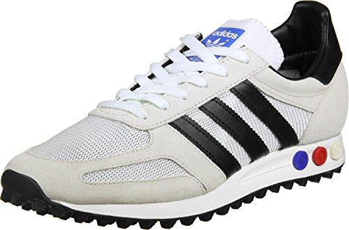 adidas la Trainer Og, Scarpe da Ginnastica Basse Uomo beige bianco nero