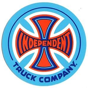 Indépendante Skateboard Trucks autocollant Croix de Fer