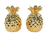 Best Pineapples - Gold Pineapple Salt & Pepper Shaker Set Review