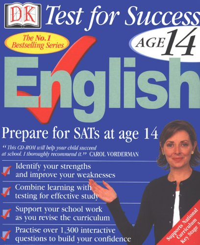 Test for Success Age 14 English 2001 Test