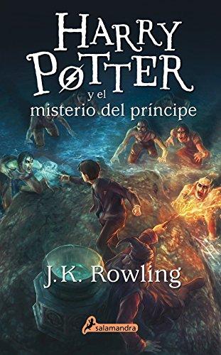 Harry Potter 6. Harry Potter Y El Misterio Del Principe (nueva Edicion)
