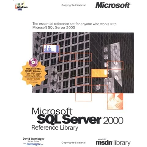SQL Server 2000. Reference Library : 6 volumes (Savoir Faire)
