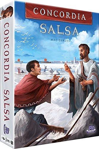 Concordia Salsa: Erweiterung zu Concordia