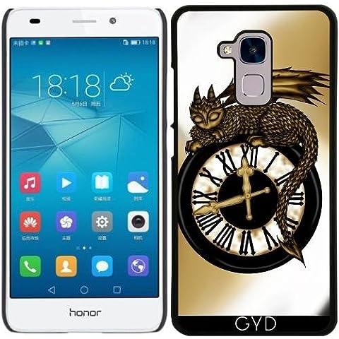 Custodia per Huawei Honor 5C - Tempo Drago by Pezi Creation