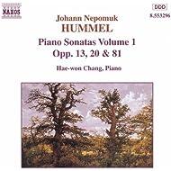 Hummel: Piano Sonatas, Vol. 1 - Nos. 2, 3, 5